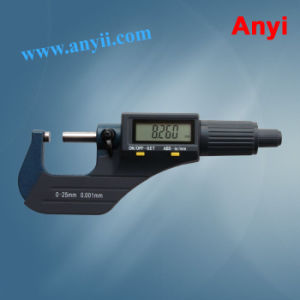 Digital Outside Micrometers (211-101) pictures & photos