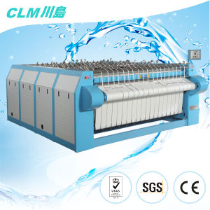 Steam Heated Laundry Flatwork Ironer for Hotel Bedsheets (YZIII-3000)