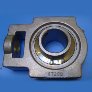 Stainless Steel Pillow Block Units Bearing with Mounted Bearing Housing (SUCT208)