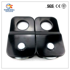 Factory Price 4t Black Snatch Block pictures & photos