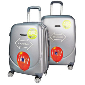 "ABS Suitcase 20""24""28"" Inch Trolley Bag Expandable Travel Luggage"