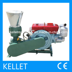 Pellet Making Machine with 22 HP Diesel Engine