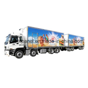 Refrigerated Truck Body with FRP Composite Panel pictures & photos