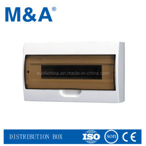 Tsm Series 15 Ways Surface Mount Distribution Board Box pictures & photos