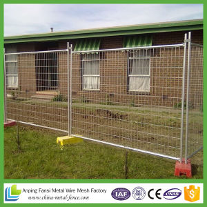 CE Certified Easily Assembly Steel Temporary Fencing Panels