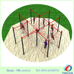 Fitness Playground Gym Amusement Outdoor Park Equipment pictures & photos