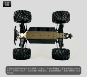 2.4G RC Car - 1/10th Scale 4WD Electric Powered off-Road Monster Car pictures & photos