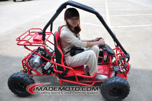 Stable Quality 2seater Gas Go Carts pictures & photos