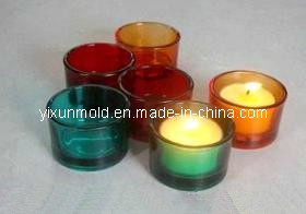 Plastic Candle Stands Injection Mould pictures & photos