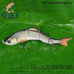 Multi-Jointed Wobblers Fishing Lure (D4J01)