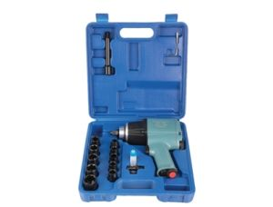 1/2 Series Air Impact Wrench Kit /Pneumatic Tools ((XT-3880-D))