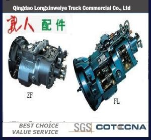 HOWO Truck Parts Gearbox Parts pictures & photos