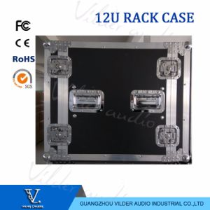 12u Amplifier Rack Case Line Array Flycase
