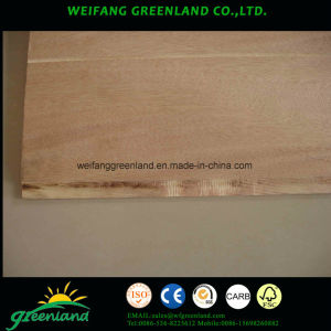 12mm Grooved Plywood with Okume Film, Phenolic Glue for Outdoor Usage pictures & photos