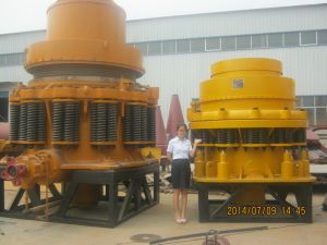 Rock Stone Cone Crusher Crushing Plant for Sale