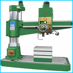 Radial Drilling Machine for Hole Making