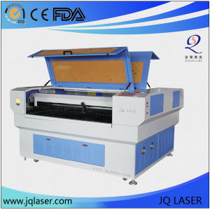 Jq1412 Wood Plywood Laser Cutting Machine pictures & photos