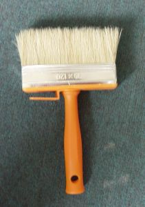 Bristle Ceiling Brush Used in Wall Painting
