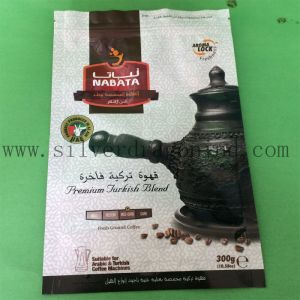 Top Quality Plastic Coffee Bag with Valve for Coffee Bean Packaging pictures & photos