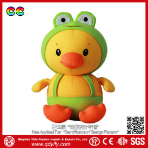 Lovely Yellow Duck Toy-01 2015 Plush Toy Animal Toy Stuffed Toy Birthday Present for Christmas Gift