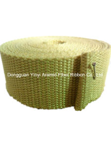 Cutting Resistance Aramid Fiber Transport Lifting Webbing pictures & photos