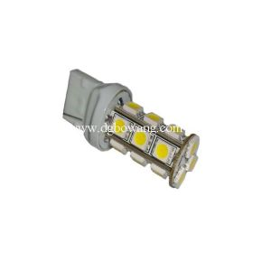 CE and RoHS Compliant LED Car Bulb (T20-70-018Z5050) pictures & photos