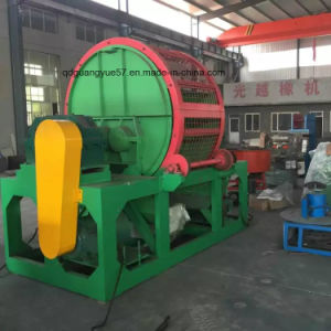 Waste Tire Recycling Cutting Machine for Making Rubber Powder pictures & photos