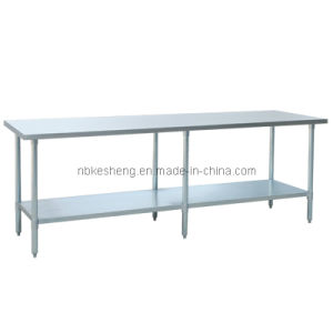Stainless Steel Tables W/NSF Certificate