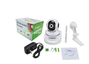 Comet 2015 Best Selling Wireless PTZ IP Camera with 720p Two-Way Voice Intercom pictures & photos