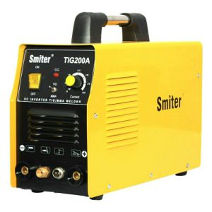 2015 Best Selling DC Inverter TIG200A Welder with CE Certification