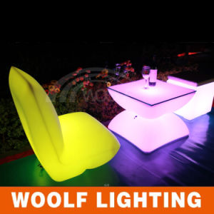 Indoor Outdoor Garden Glow LED Sofa Chair