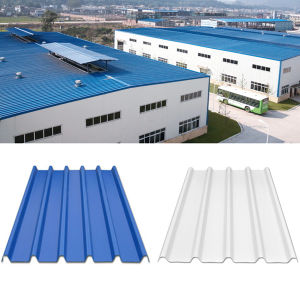 Acid Proof UPVC Roof Sheet Chemical Factory pictures & photos