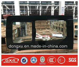 Car Glass Side Door Glass for Hyun Dai H-1 pictures & photos