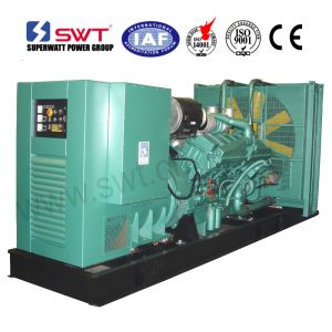 1133kVA Open Type Generator Set Powered by Cummins Engine