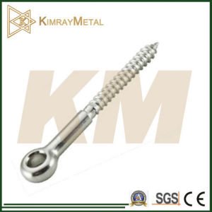 Stainless Steel Eye Screw (304/316)