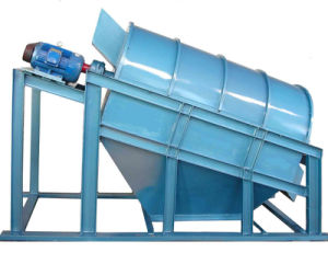 Fully-Closed Soil Screener with Customized Service