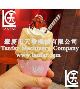Taiyaki (Mouth-Open Type) Parfait Maker pictures & photos