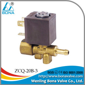 220V Air/Gas Solenoid Valve (ZCQ-20B-3) pictures & photos