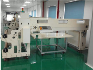 Automatic EVA /Tpt Cutting Machine in Solar Module Production Line