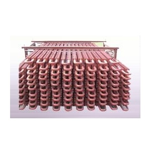 Parallel Tube Finned Evaporator