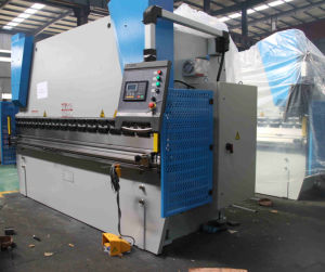 Folding Bending Machine Hydraulic CNC Press Brake Pbh-160t/2500 pictures & photos