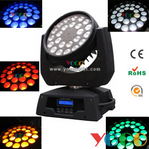 Super Brightness 24X15W 5in1 LED Wash Zoom Moving Head Light