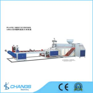 Sjdly-105 Plastic Sheet Extruder pictures & photos