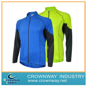 New Mens Cycling Jersey Biking Long Sleeve Jerseys pictures & photos