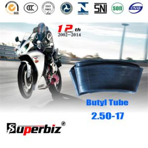 Motorcycle Tire Butyl Inner Tube (2.50-17) pictures & photos