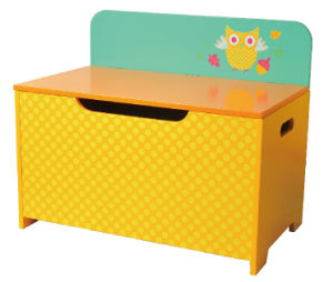 China Wooden Toy Storage Toy Box Bench Chest Children Furniture