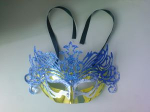LED Headwear, Headwear, Flashing Mask (404)