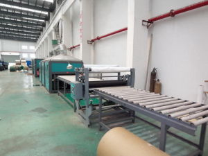 Aluminum Sheet Surface Grinding Machine pictures & photos