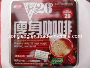 Red V26 Slimming Coffee, Weight Loss Coffee (CF004-V26R) pictures & photos