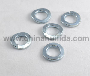 Spring Lock Washer, Curved Spring Lock Washer, Waved Spring Lock Washer pictures & photos